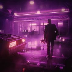 New Retro Streetwear Synthwave Fashion Brand Cyberpunk Aesthetic, Cyberpunk City, Arte Cyberpunk, City Aesthetic, Purple Aesthetic, Retro Aesthetic, New Retro Wave, Retro Waves, Vaporwave Wallpaper