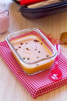 Cocinando sabores: Recetas para tupper: Crema de verduras y pollo