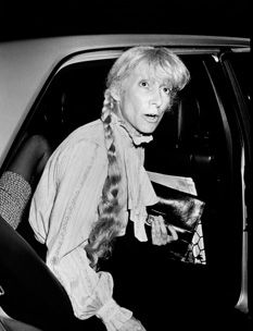 """""""The novels don't let you get away with a narcissistic surface reading."""" Meghan O'Rourke on Renata Adler: http://nyr.kr/YeqmNz (Photograph by Ron Galella/WireImage/Getty.)"""