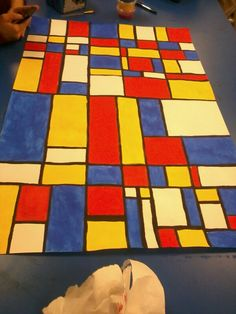 Collaborative Mondrian??