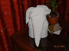Towel Decoration in Sri Lanka