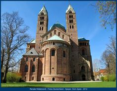 Speyer Cathedral 2