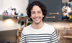 This dude is my total crush!   He's funny and he cooks!  But like all good things -  he's taken.  Such is life!   Alexis Gabriel is the man behind the Youtube channel French Guy Cooking, where he showcases his food hacks and cheat sheets to classic French recipes. The witty Parisian reveals where to find the u…