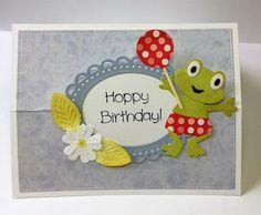 Crafting While I Wait: Hoppy Birthday!