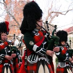 I have loved the bagpipes since I was a little girl