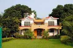7BHK Luxurious bungalow with Private Swimming Pool for Daily Rent in #Alibaug