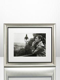 Audrey Hepburn in Paris - Artwork at Ralph Lauren Home. Print Foto, Picture Company, Outdoor Wicker Furniture, Image House, Modern Wall Art, Audrey Hepburn, Fine Art Photography, Poster Prints, Artsy