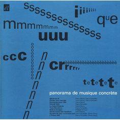 Premier Panorama De Musique Concrète
