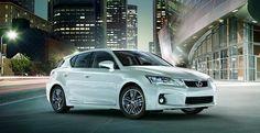 Lexus Hybrid.