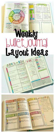 Bullet Journaling ideas | Bullet Journal | Journaling Ideas | Creative Scrapbooker Magazine #bullet #journaling