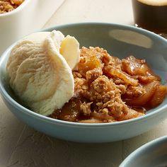 Gluten Free Apple Oatmeal Crisp - Recipe | QuakerOats.com