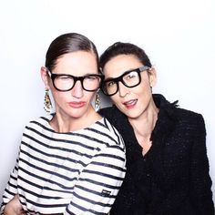 What a fun evening, @jcrew. This lady is hilarious. #jennalyons #speccytacular E