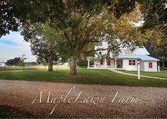 Farmhouse. Farm House Architecture. Famrhouse Exterior. Maplelawn Farm. Maplelawn Farmhouse. #Farmhouse #FarmhouseExterior  Craig Sachs