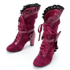 Bootgasm!  Japanese site.... gotta look up the exchange rate!