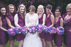 dress /  flowers / colour scheme
