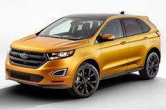2017 Ford Edge - Interior Design, Release Date, Review - http://newautocarhq.com/2017-ford-edge-interior-design-release-date-review/