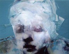 "Paul Ruiz ""Ausencia,"" 2005, oil on linen, 31 x 26 cm"