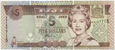 5 Dollars 2002 (Elizabeth II)
