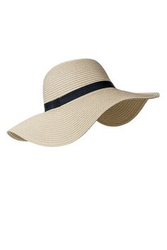 Women's sun hat by Only Wide, flexible brim Protects eyes and face Light material Great material and workmanship Brand: Only Model:&n