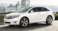 The New 2015 Toyota Venza Review