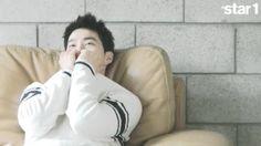 [CAPS] 150721 Star1 Magazine   Suho