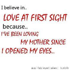 Awe! True! My mom is my best friend! @vickiemayfield