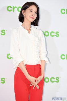 SNSD YoonA at CROCS' Styling Day