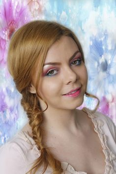 Candy make-up http://ozfashionista.blogspot.ro/2013/05/machiaj-de-vara-candy-make-up.html