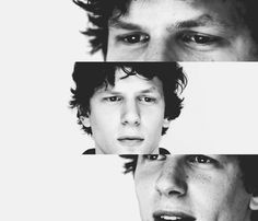 Jesse Eisenberg. why am i so in love?