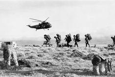 Sea king disaster Falklands