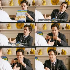Neal Caffrey♥