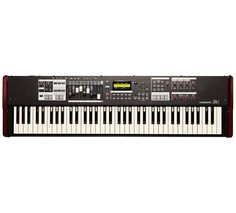 The Hammond Sk1-73 Digital Keyboard/Organ is part of the Sk Stage Keyboard Series, which is among some of the most revolutionary…
