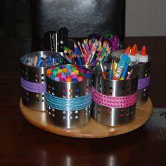 Kids Craft Storage