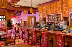 En #Miami también la gastronomía mexicana se hace espacio. #RosaMexicano, para degustar aquellos platillos deliciosos del país azteca.
