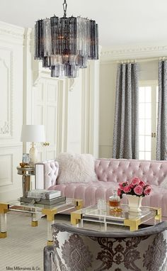 Dressing Room Inspiration - The Doll House