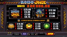 Screenshot from microgaming quickfire's robo jack slot game. Slot Machine, Machine Video, For All Symbol, Nurse Next Door, Saving For College, Healthy Living Quotes, Deck Plans, Healthy Living Magazine, Pediatrics
