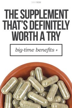 You need to give this supplement a try!