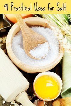 91 Amazing Uses for Salt