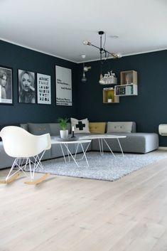 Modern Home Decor Living Room Fresh Living Room, Living Room Grey, Living Room Interior, Home Living Room, Living Room Designs, Living Room Decor, Bedroom Decor, Grey Interior Design, Apartment Makeover