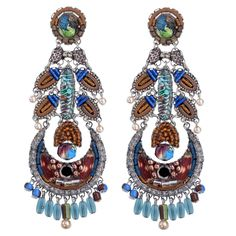 Ayala Bar earrings The Classsis Collection/ Fall/Winter 2017-18
