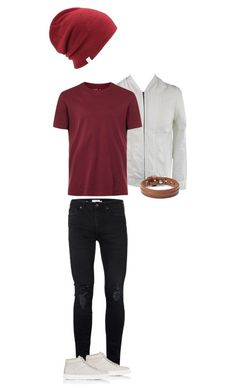 3 by lpolenskiy on Polyvore featuring Topman, 3.1 Phillip Lim, ETQ., Coal, FOSSIL, men's fashion and menswear