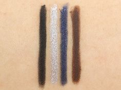 Sephora Snakeskin Dress (17) & Sun Tan (08) Contour Eye Pencils ...