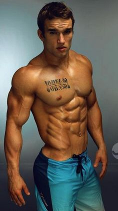 Get ripped. #gymspiration