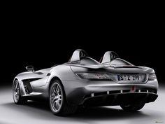 Mercedes-Benz SLR McLaren Stirling Moss (2009)