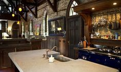 8 most notable kitchens of 2013  South Carolina Here is a close-up view of the same kitchen. The owner said he spent about $300,000 on renov...