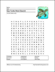 http://homeschooling.about.com/od/freeprintables/ss/seaturtleprint.htm
