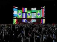 U2 - Where The Streets Have No Name - live TV Brasil 2006 - YouTube