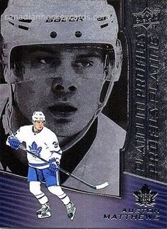 Canadian Hockey Cards Tim Horton's Cards for sale - finish your sets here. Hockey Cards, Baseball Cards, Maple Leafs Hockey, Tim Hortons, Toronto Maple Leafs, Upper Deck, Hobbies, Ebay