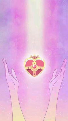 Sailor Moon Heart Amulet Sailor Moon Art, Sailor Moon Crystal, Sailor Moon Aesthetic, Sailor Moon Wallpaper, New Backgrounds, Animated Cartoons, Sailors, Aesthetic Iphone Wallpaper, Heroines