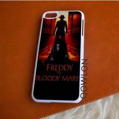Freddy vs Bloody Mary iPod Touch 6 | 6TH GEN Case
